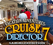 Vacation Adventures: Cruise Director 7 Sammleredition